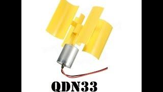 Cyrob : QDN33, mini éolienne, pyrograveur, outils....