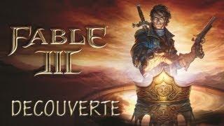 Découverte : Fable 3 (PC)