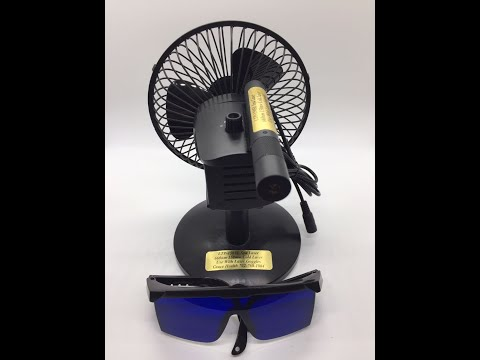 LTP-150SL Spa Laser cold laser therapy video