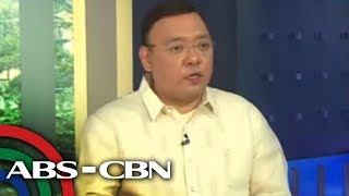 connectYoutube - Duterte has evidence linking resigned usec to graft: Roque
