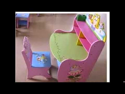 Children Study Table & Children Study Table - YouTube