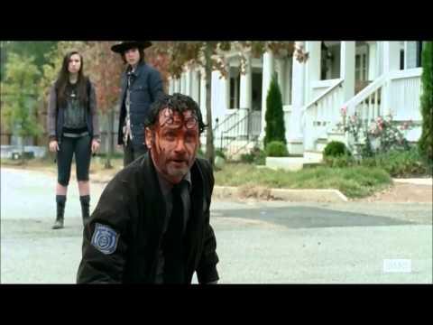 The Walking Dead Season 5 Epic Rick speech