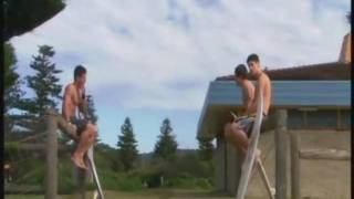 Home and away - ROMEO & CASEY ( Luke Mitchell & Lincoln Younes )