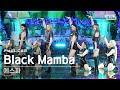 안방1열 직캠4K 에스파 'Black Mamba' 풀캠 aespa Full Cam│@SBS Inkigayo_2020.11.22.