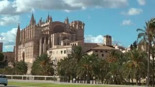 Palma de Mallorca - Wanderung am Peseo Maritimo bis El Arenal