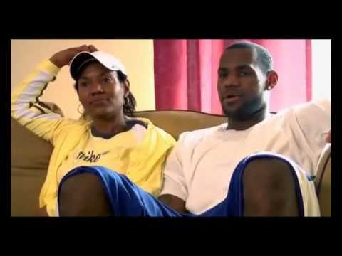 Lebron James More Than a Game - Scene from the movie