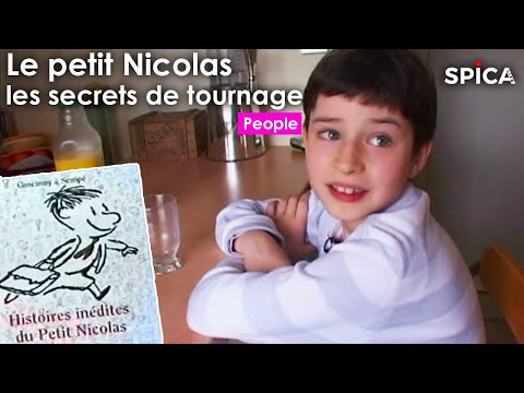 Le petit Nicolas, dans les secrets du tournage
