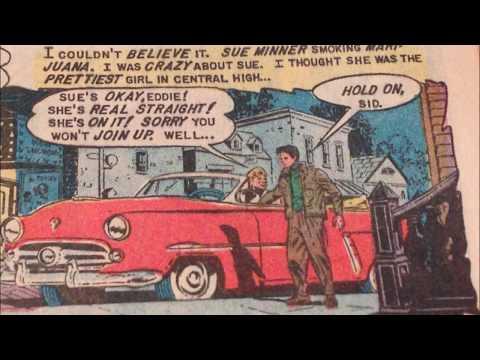 "COMIC MAN PRODUCTIONS: EC SHOCK SUSPENSTORIES ""THE MONKEY"" COMIC BOOK STORY 1954"
