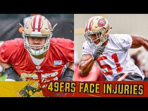 LIVE! 49ers Fans Weekly: Malcolm Smith & Joshua Garnett Injured