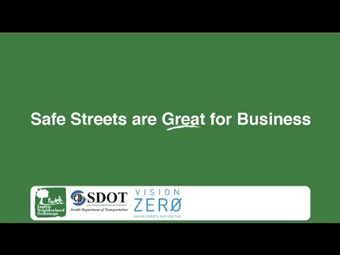 Safe Streets are Great for Business: Community Fitness on Roosevelt