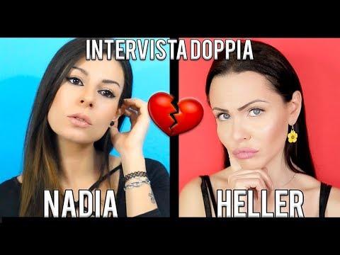 INTERVISTA DOPPIA | Come sopravvivere SE LUI o LEI TI LASCIA  | Nadia & Heller