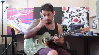 How to play 'We Stitch These Wounds' by Black Veil Brides Guitar Solo Lesson w/tabs