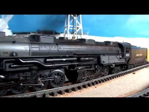 mth railking   big boy 4-8-8-4 Imperial