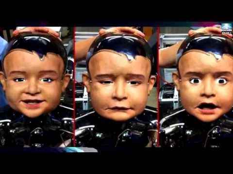 İlk Kez Bir Robot Kendisinin Farkına Vardı