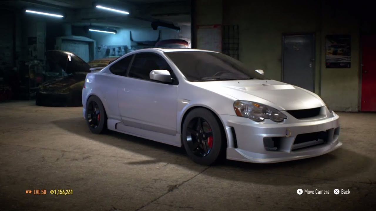 "Need for Speed 2015 - ""Acura RSX-S"" - 893 HP Build !!! (Gameplay) - YouTube"