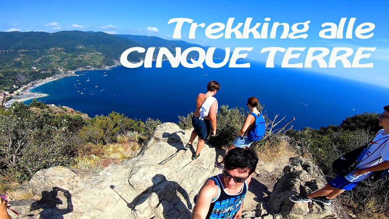 Da Monterosso a Levanto, trekking alle Cinque Terre - YouTube