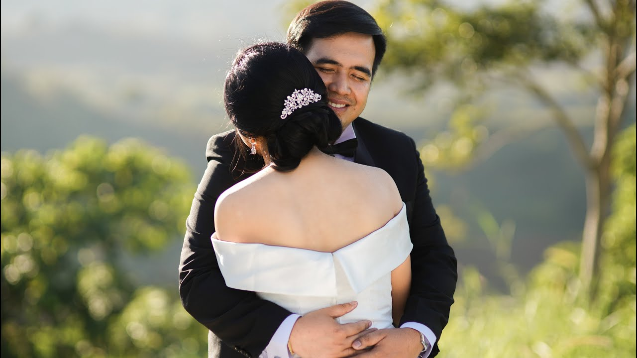 The Lake Hotel and Chapel on the Hill | Tagaytay Wedding Film | Photo and Video Coverage