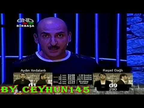 Aydin Xirdalanli ft Reshad Dagli   Soz qalasi 08 08 2009