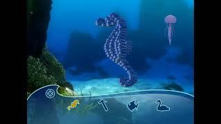 Finding Nemo - DVD Menu Walkthrough (Disc 2)