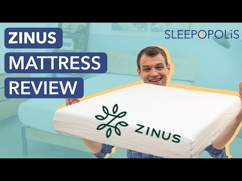 Zinus Mattress Review - Is The Green Tea Memory Foam Bed Right For You?