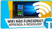 Como corrigir o erro da placa wifi no windows 10, 8 e 8 1