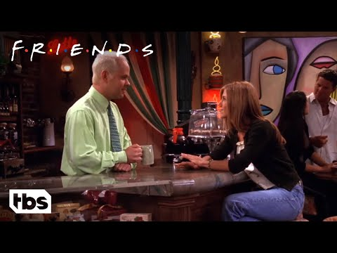 Friends: Gunther and Rachel - A Love Story (Mashup) | TBS