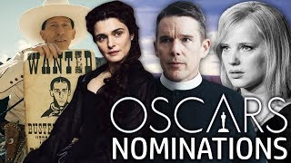 Oscar 2019 Nominations REACTION - Suprises and Snubs!