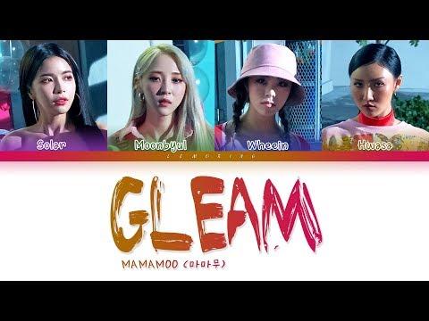 MAMAMOO - Gleam (마마무 - 다 빛이나) [Color Coded Lyrics/Han/Rom/Eng/가사]