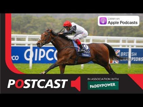 Racing Postcast: 23-10-17