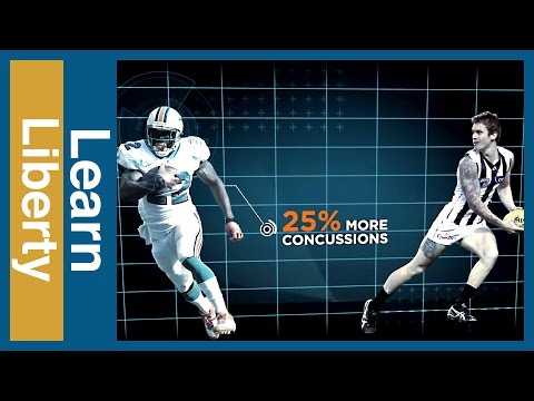 Playing Without Protection: Solving Football's Concussion Crisis | Learn Liberty