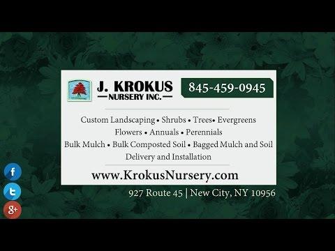 J. Krokus Nursery Inc.   New City NY Nurseries and Garden Centers