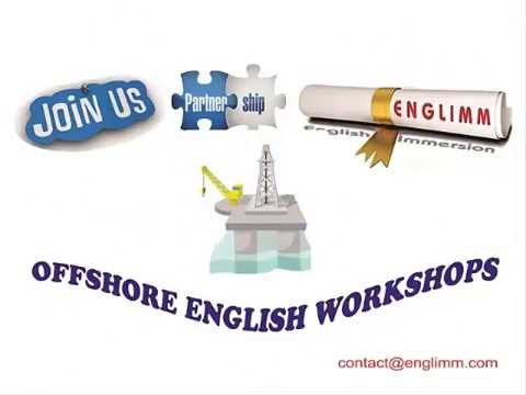 offshore platform english workshop oceanoz