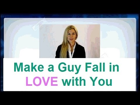 how to make a guy fall in love with you? - Thumbnail