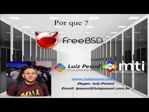 Introdução FreeBSD - instalação   pkg   vim   acesso ssh   xorg   xfce   firefox #01