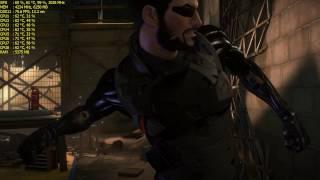 Deus Ex  Mankind Divided | Max Settings | GTX 1070 | 1440p