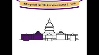 19th Amendment House Passage