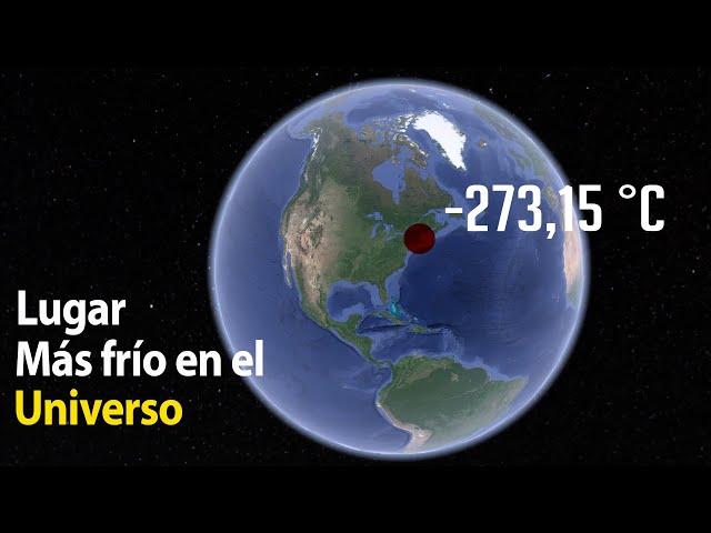 El Lugar Más Frío Del Universo Está En La Tierra Golectures Online Lectures