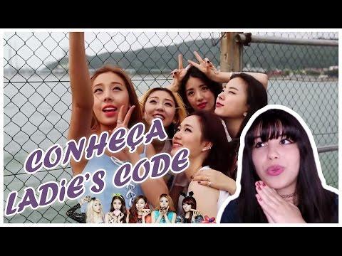 KPOP - CONHE脟A O GRUPO LADIES' CODE