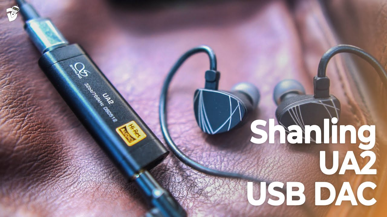 Shanling UA2 Portable USB DAC Review | A Budget DAC For All