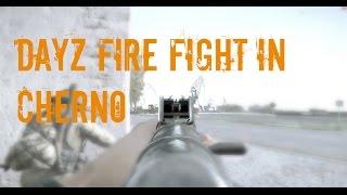 DayZ Cherno Fire Fight - KILLING GHILLIES (DayZ Gameplay)