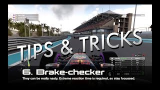Anti dirty driver techniques! F1 2017 Tips & Tricks