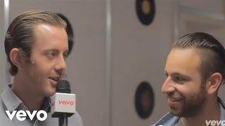 Chase & Status - Interview - Live from Oxegen Festival 2013