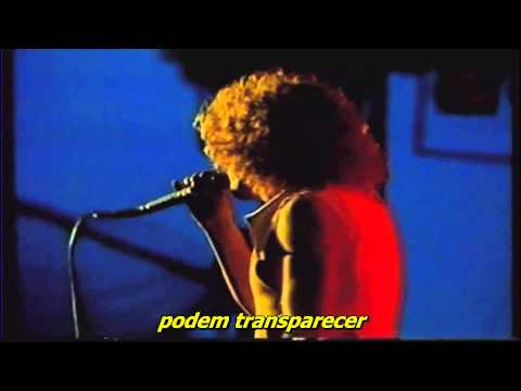 The Who - Behind Blue Eyes - HD Charlton 1974 -Legendado em Pt-Br