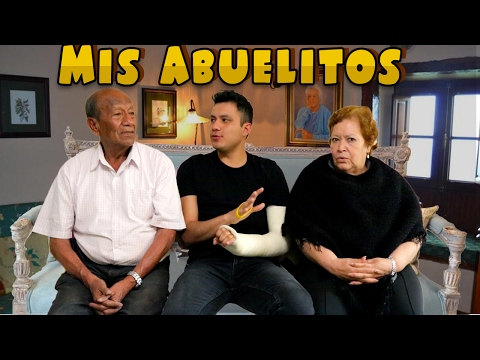 Tag de los Abuelos- Luisito Rey ♛