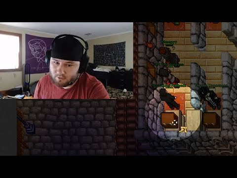 Free Golden Boots - Tibia on Twitch #week17