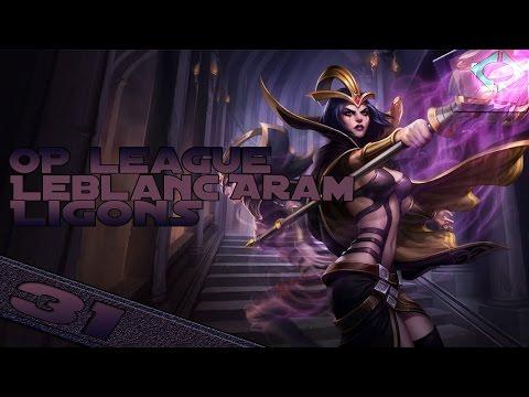 OP League Leblanc  'Backdoor ad lb)(Aram)|Ligons| NL