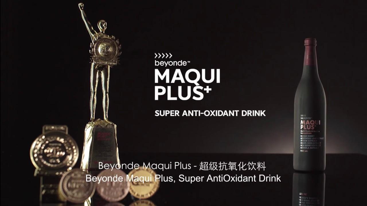 Beyonde Maqui Plus Review Team Red Ninjas