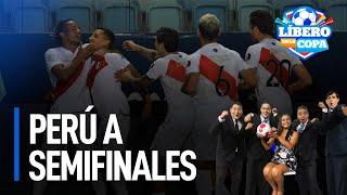 Perú le gana a Paraguay por penales y pasa a semifinales - Líbero TV