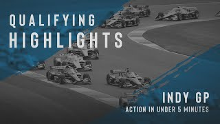 GMR Grand Prix Qualifying Highlights