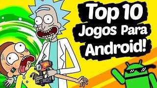 Os 10 Melhores Jogos LEVES e VICIANTES Para Android! - #527 2019
